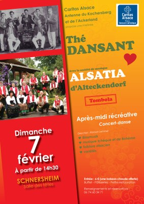 Kochersberg Affiche The Dansant2016