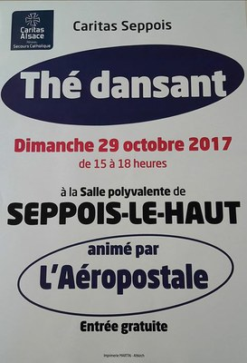 The dansant Seppois le Haut 171029