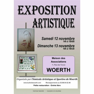 Exposition artisanale Woerth