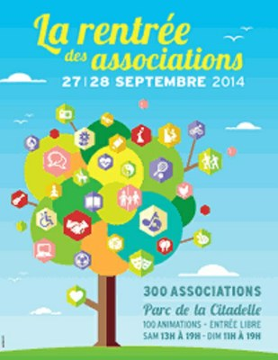 Affiche Rentree asso 2014